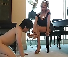 Mistress Foot Humiliation