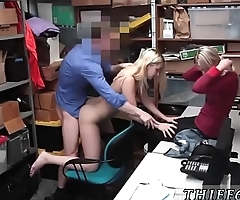 Old man fucks young ass and teasing cop anal A mother and playmate'_s