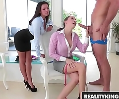 RealityKings - CFNM Secret - Chanel Preston Johnny Sins Shae Summers - Do As I Say
