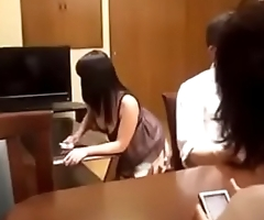 Hot Japanese Mom loves Sons Dick