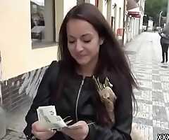 Public Fuck With Horny Tourist Seduced By Sexy Amateur Teen 17