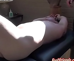 Jay and his bender friend have freaky bondage session