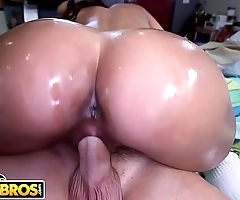 BANGBROS - Gorgeous Latina Babe Abby Lee Brazil Gets Drilled