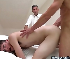 Mormon hunks ass fucked