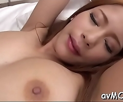 2 large cocks and a hot oriental