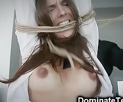 Pastor Punishing a Slutty Coed!