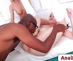 Anal Acrobats Sex - Amy Brooke and Sarah Shevon and Sean Michaels video-05