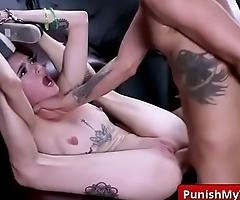 Submissived XXX Put Out Or Get Out with Lola Fae video-03