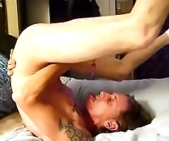 slow motion cumshot on my face