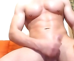 Young irresistible male with an endless appetite for sexy fun