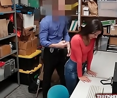 To Keep Clean Record Teen Shoplyfter Gets Dirty