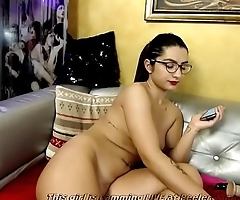 Indian Teen Having Fun by Herself..